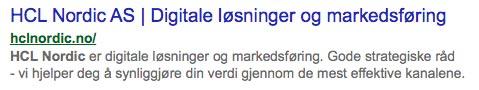 hva er søkemotoroptimalisering seo google søk